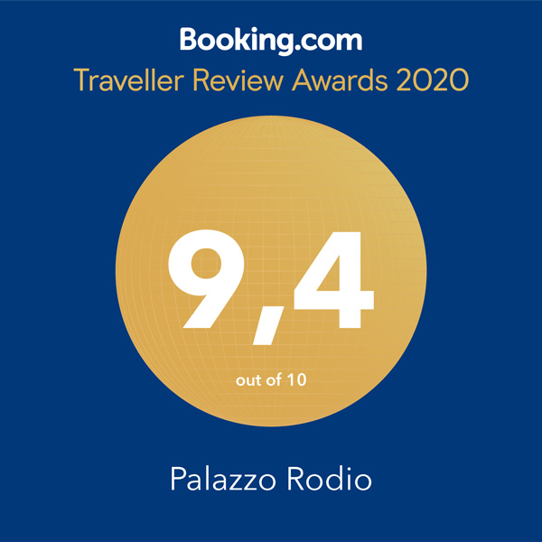 Booking Awards 2019